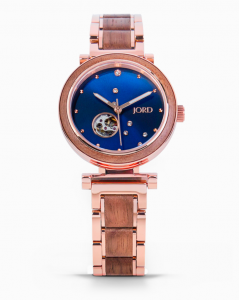 Word Wood Watches for women