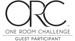 One Room Challenge, ORC, dining room