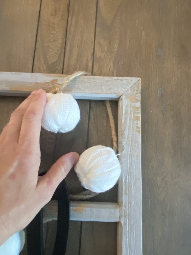 Rustic wall decor diy