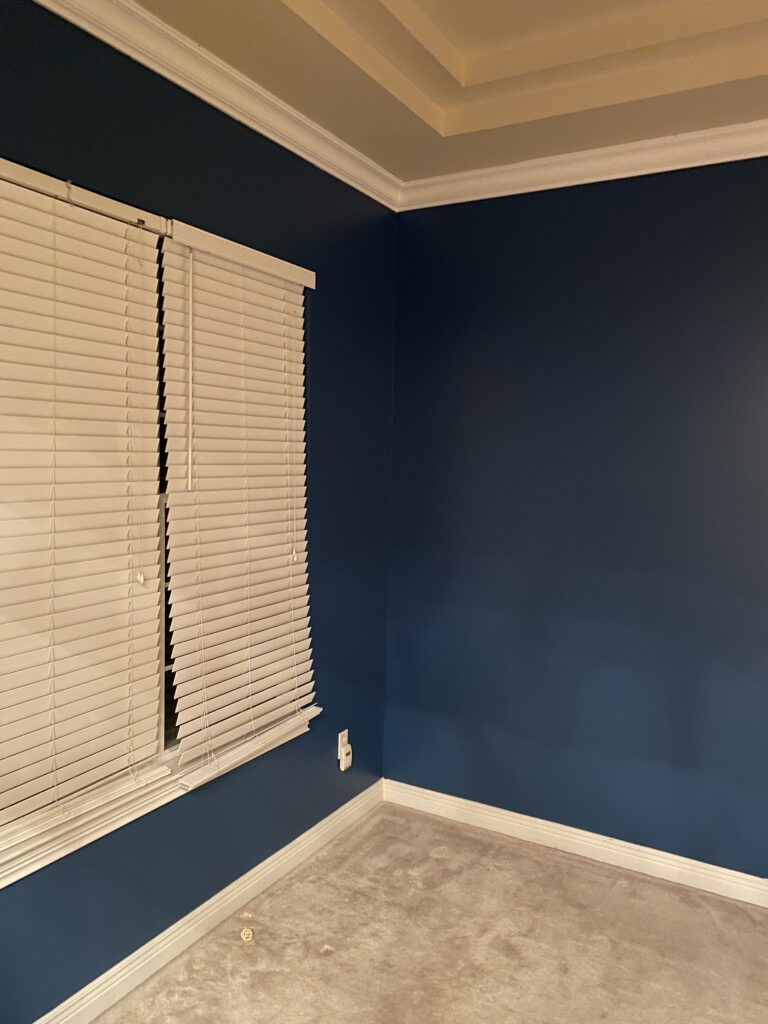 Ppg paint, Chinese Porcelain, toasted almond, dining room decor, one room challenge