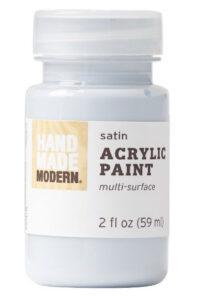 Sky Mist acrylic paint DIY